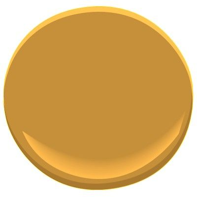 Benjamin Moore Yellow Oxide 2154 10 Home Decorating