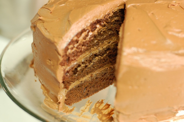 Chocolate Mayonnaise Cake | eat (dessert) | Pinterest