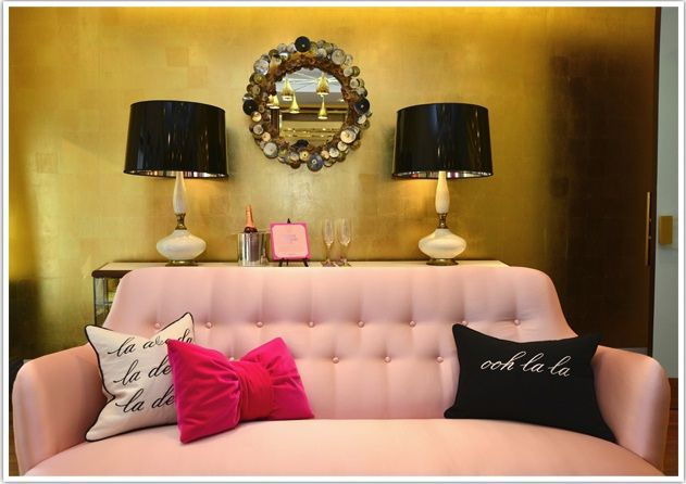 Just a little obsessed. From the Kate Spade blog.