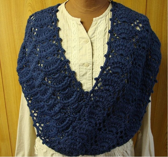 Crochet Snood : crochet snood crochet wrap 4 Pinterest