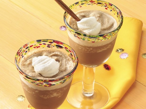 Iced Mexican Coffee | Drinks | Pinterest