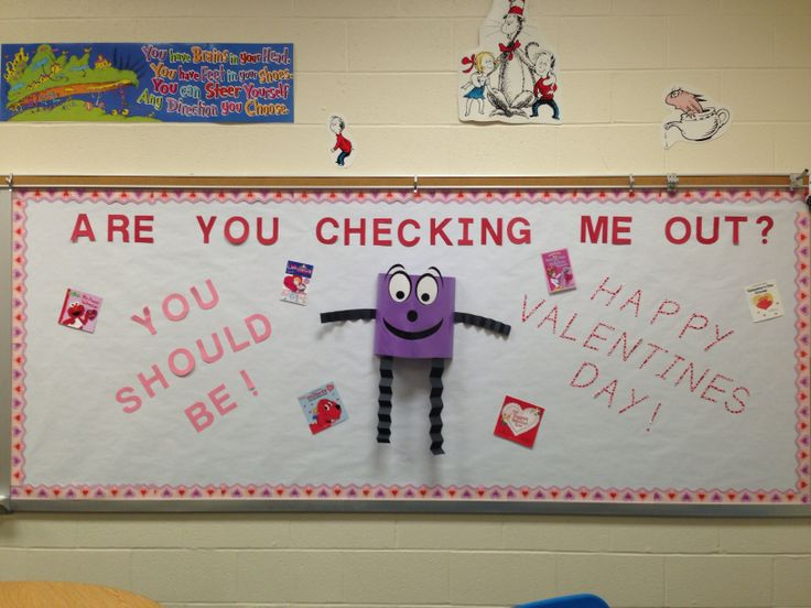 Library Valentines day bulletin board | Library Time! | Pinterest