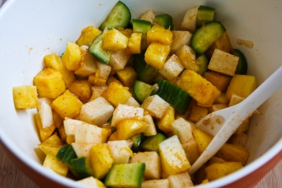 Jicama And Pomelo Salad With Spicy Thai Dressing (Vegan) Recipes ...
