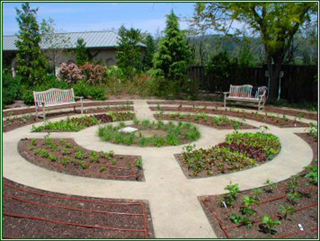 round vegetable garden full armor of god pinterest On round vegetable garden design