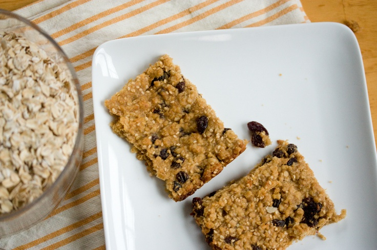 oatmeal bars | bars & ostensibly healthy cookies | Pinterest