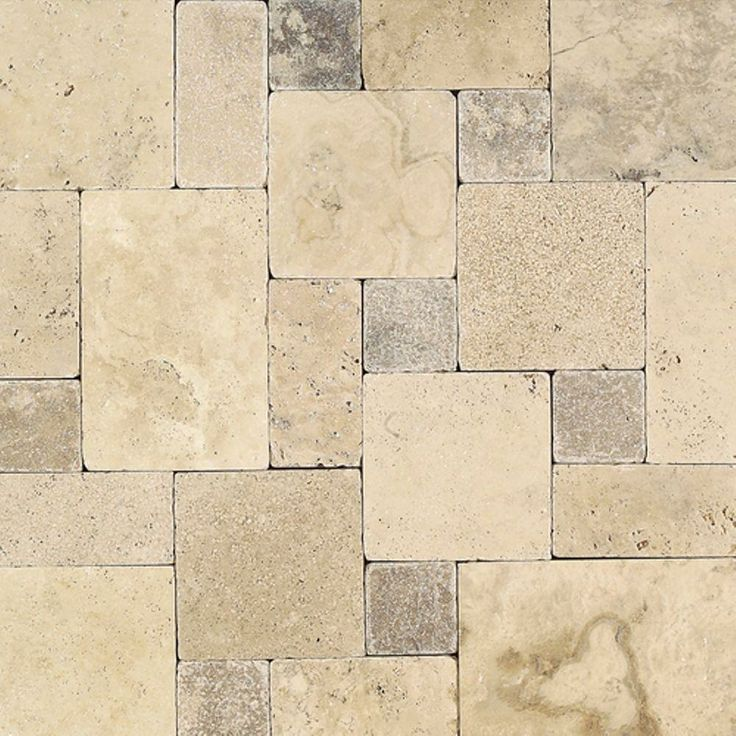 Stone Peruvian Paredon Pattern Cream Natural Stone Floor And Wall Tile