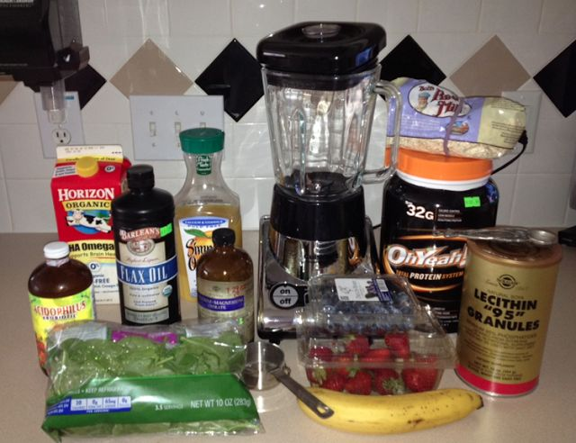 Sample meal plan for gaining lean muscle
