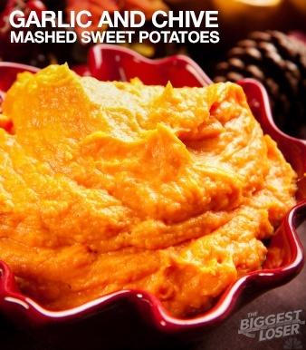 Garlic-and-Chive Mashed Potatoes Recipe — Dishmaps