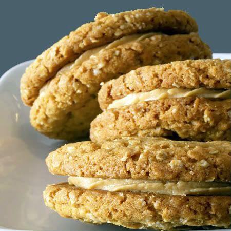 Bouchon Bakerys Nutter Butter Cookies | mangia | Pinterest