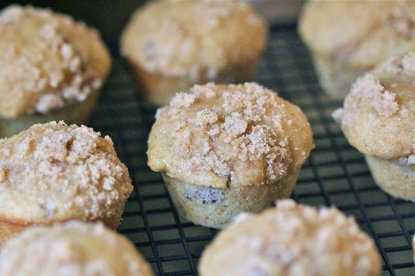 mini coffee cakes | Food | Pinterest