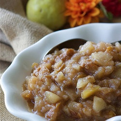 crockpot pear amp ginger applesauce and dozens of great crock pot ...