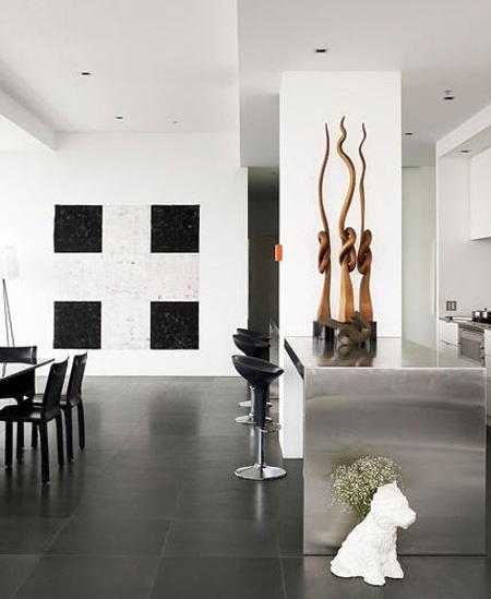 Moderne Keuken  Keuken  Pinterest