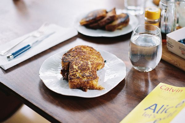 housetohaus: buttermilk french toast | Things to Eat | Pinterest