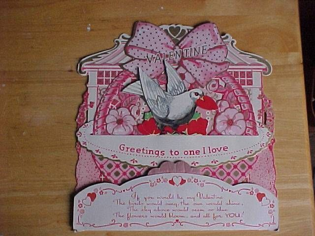 large valentine cards