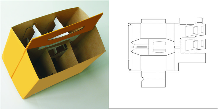 six pack holder template 6 pack bottle holder directions tutorials templates
