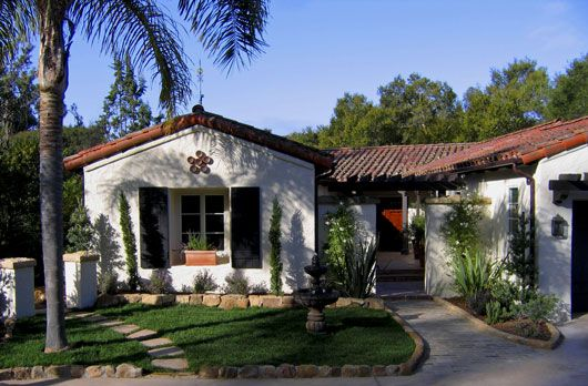 Old California And Spanish Revival Style Haus Pinterest
