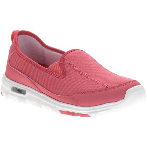 Danskin Now Womens Stylist II Low Cut Walking Sneakers: Shoes