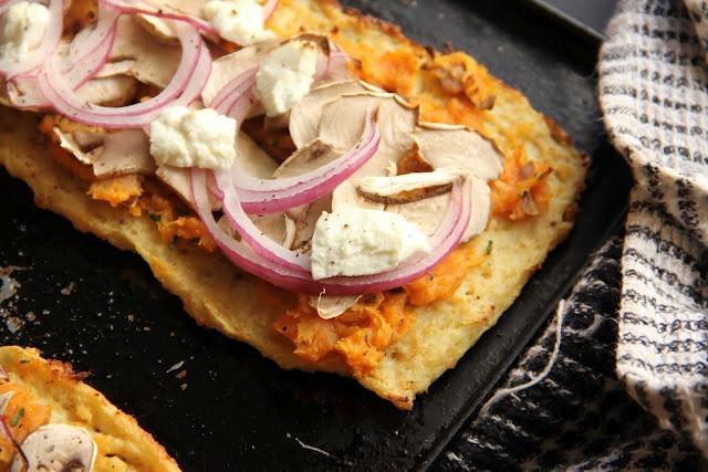 Cauliflower Crust Pizza | Food | Pinterest