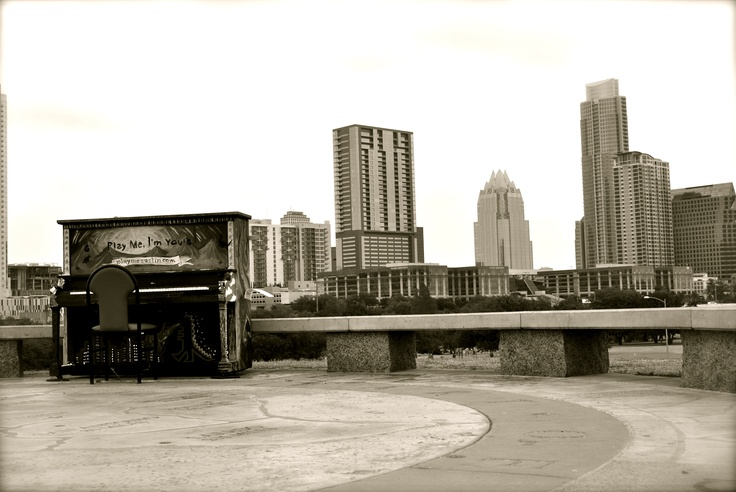 The beautiful Austin, Texas by Lauren Daenzer