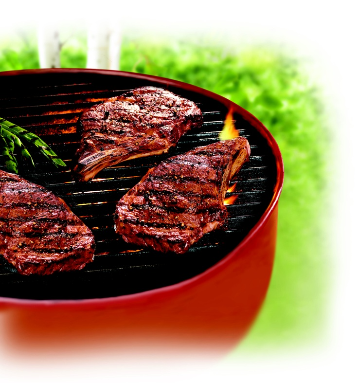 Grilled Ribeye: A perfectly grilled steak is a beautiful thing! Follow ...