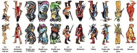 how to make d&d paper miniatures