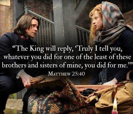 ~Matthew 25:40 | ALPHA & OMEGA | Pinterest