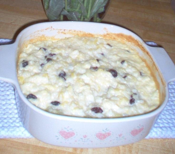 Coconut Rice Pudding | Delicious | Pinterest