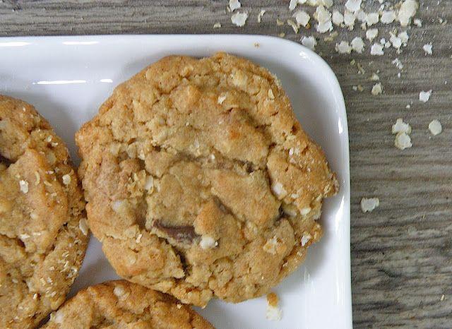Chocolate Chip Quinoa Cookies | Cookies | Pinterest