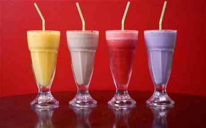 Milkshakes... | Because Sometimes I Get Hungry | Pinterest