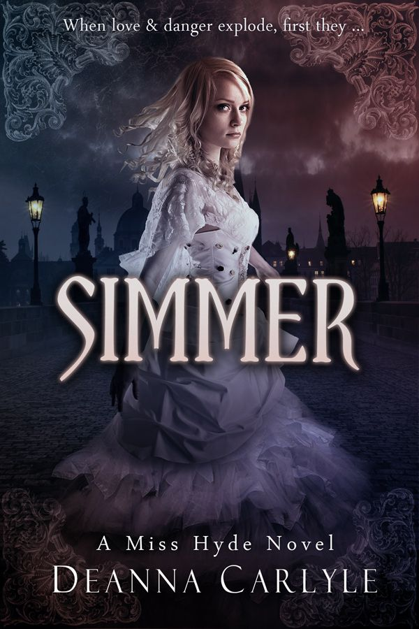 Romance Book Cover Design : Nice ya paranormal romance book cover from creativindie d