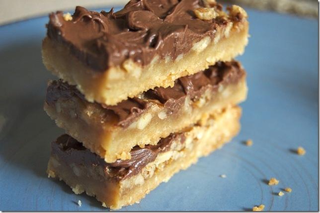 Butter Pecan Turtle Bars | Favorite Recipes | Pinterest
