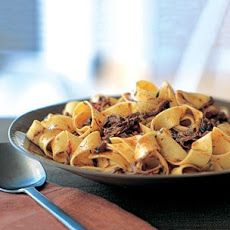 ... beef stroganoff beef braised beef stroganoff with pappardelle recipes