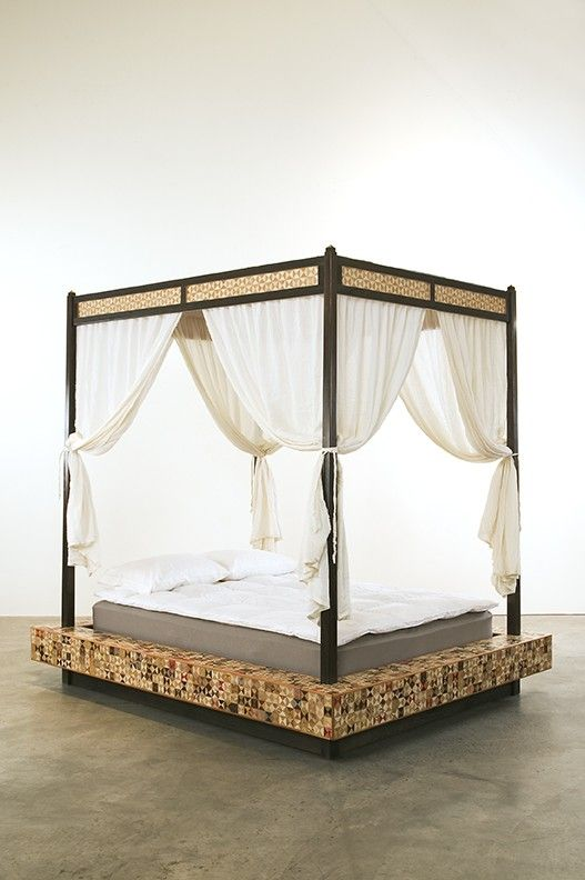 Bed Canopy Queen Size Bangdodo