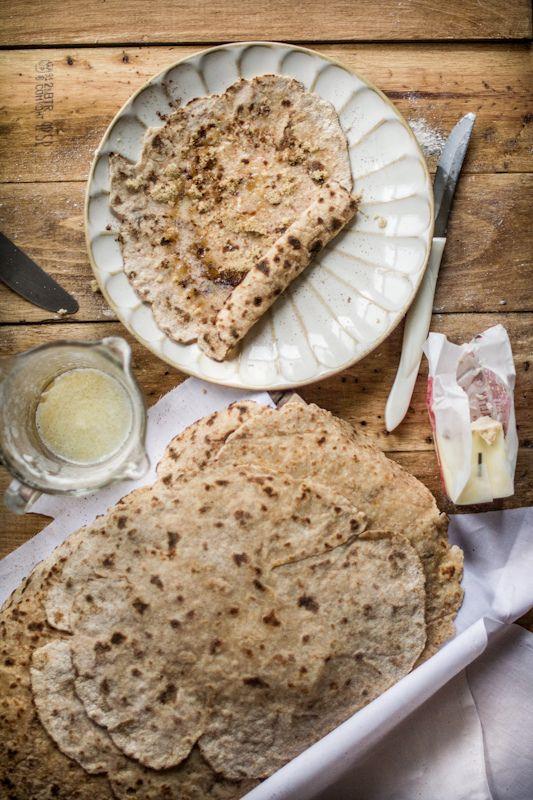 Lefse (Norwegian Potato Crepes) | Food photograFi :D | Pinterest