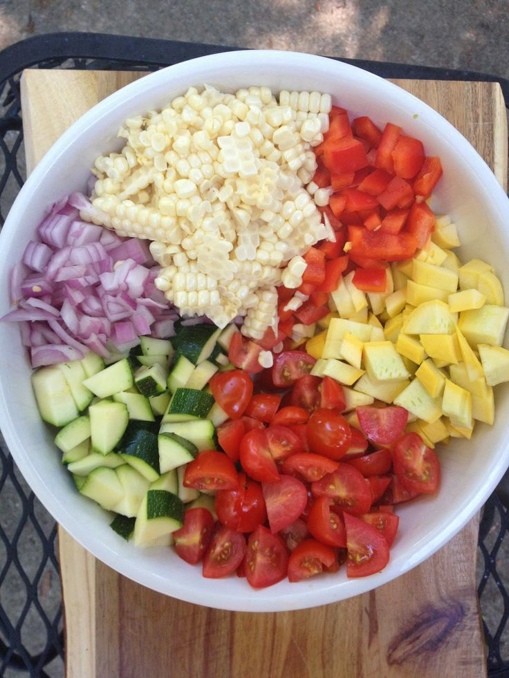 roasted veggie quinoa salad | Recipes | Pinterest