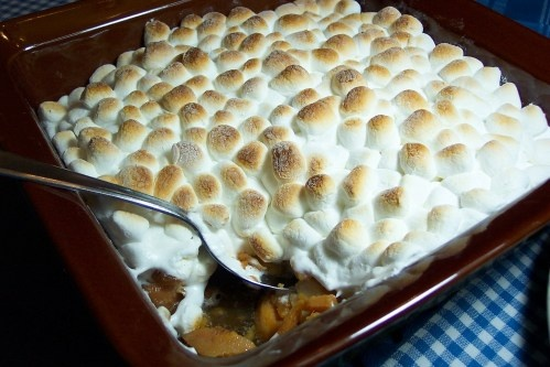 Sweet Potatoes and Apples Casserole | Food | Pinterest
