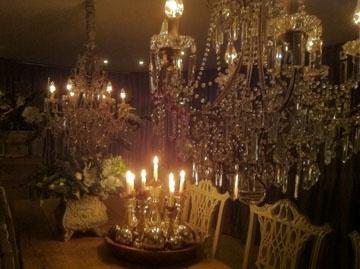 chandelier heaven!