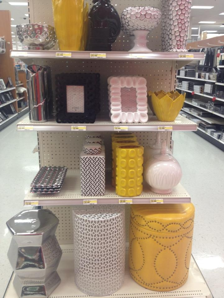 Target home decor items for the home pinterest for Home decorations at target