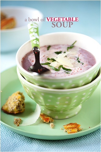 Purple Cauliflower Soup | Working on my fitness... | Pinterest