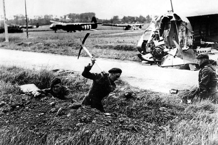 d day british airborne assault