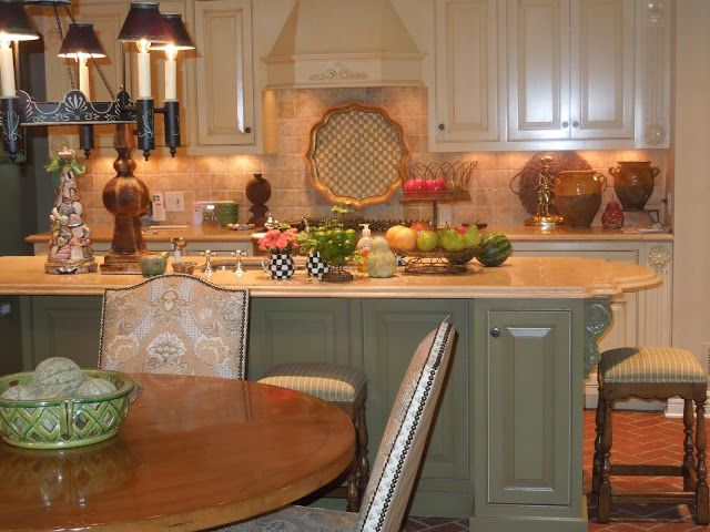 The French Tangerine ~ kitchen stools  For Home  Pinterest