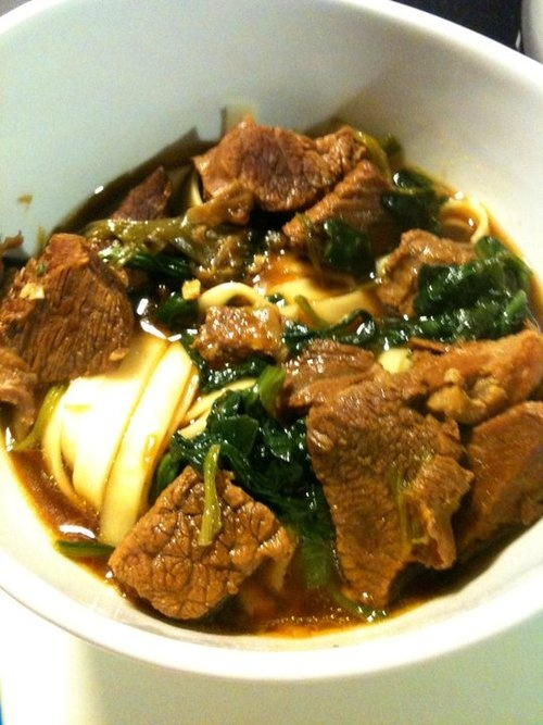 Taiwanese beef noodle soup | Need to eat this : ) | Pinterest
