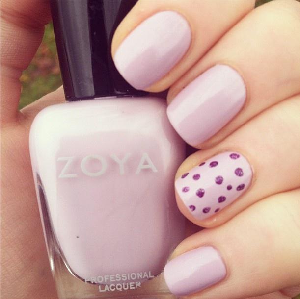 dot nail art in Zoya Aurora www zoya com content 38 item Zoya ZoyaZoya Dot