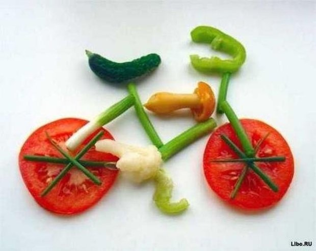 The healthy bike! #cycling #healthy