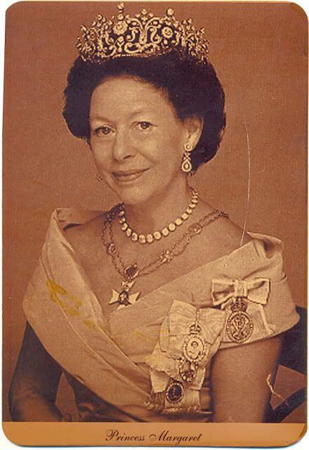 Princess Margaret Crown Jewels Pinterest