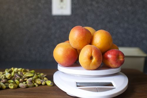 apricot pistachio squares...by smitten, via Flickr
