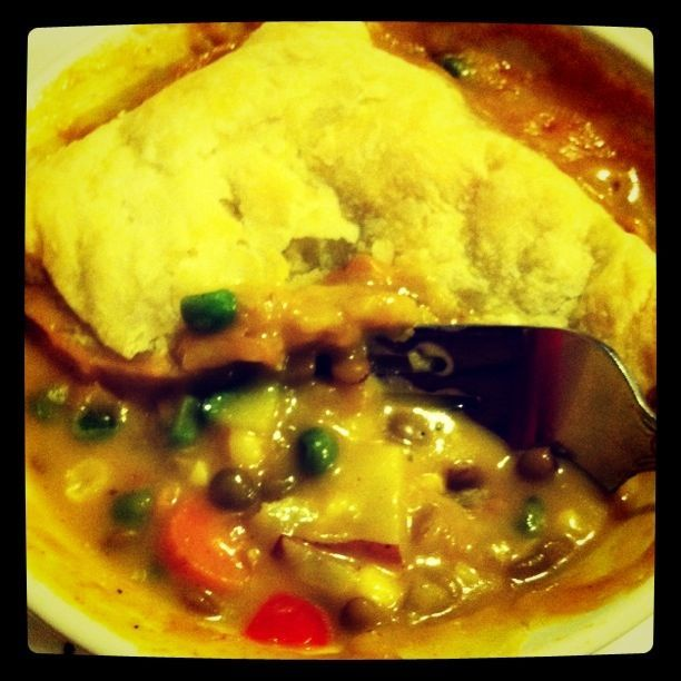 Lentil Pot Pie (by The Lean Green Bean)   Recipes I