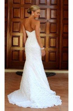 mermaid wedding dresses gold coast