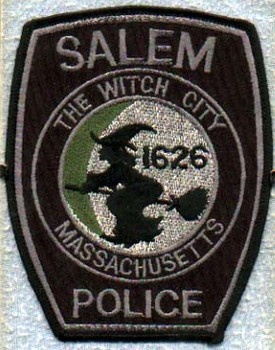 Massachusetts Brookline Police Department Patch MA