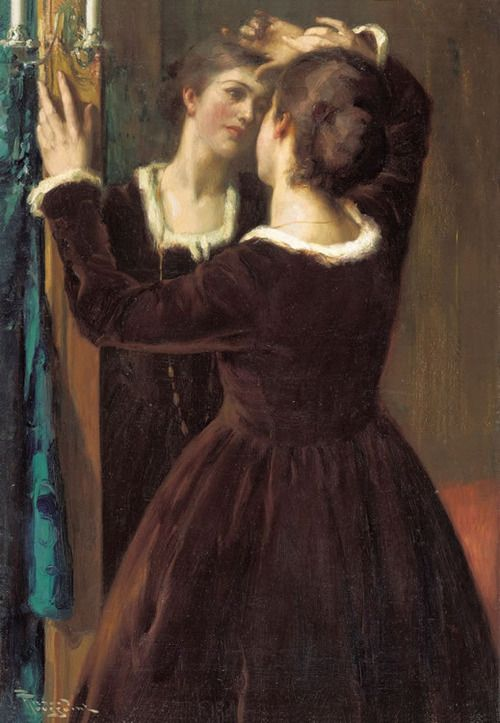 Mirror, Fernand Toussaint